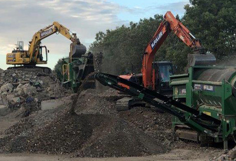 Recycled aggregate suppliers Liphook