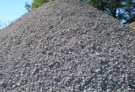 crushed concrete suppliers Billingshurst