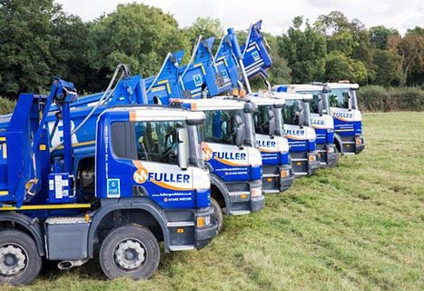 Tipper hire company Ifield